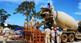 Gallery BULK CARRIER SPECIAL WHARF PROJECT CONSTRUCTION, NORTH MALUKU 1 picture15
